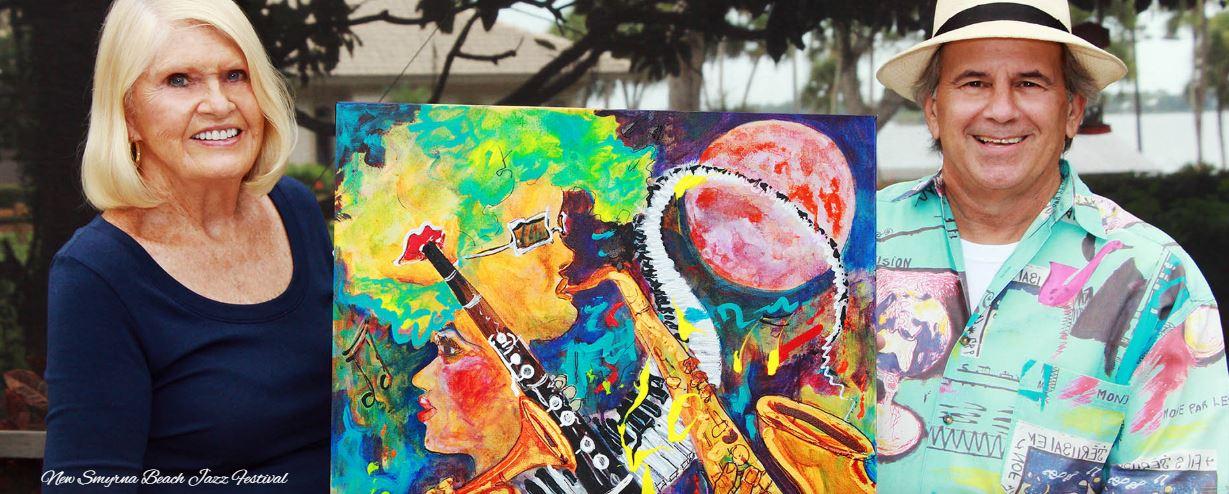 Current Art Exhibition in New Smyrna Beach