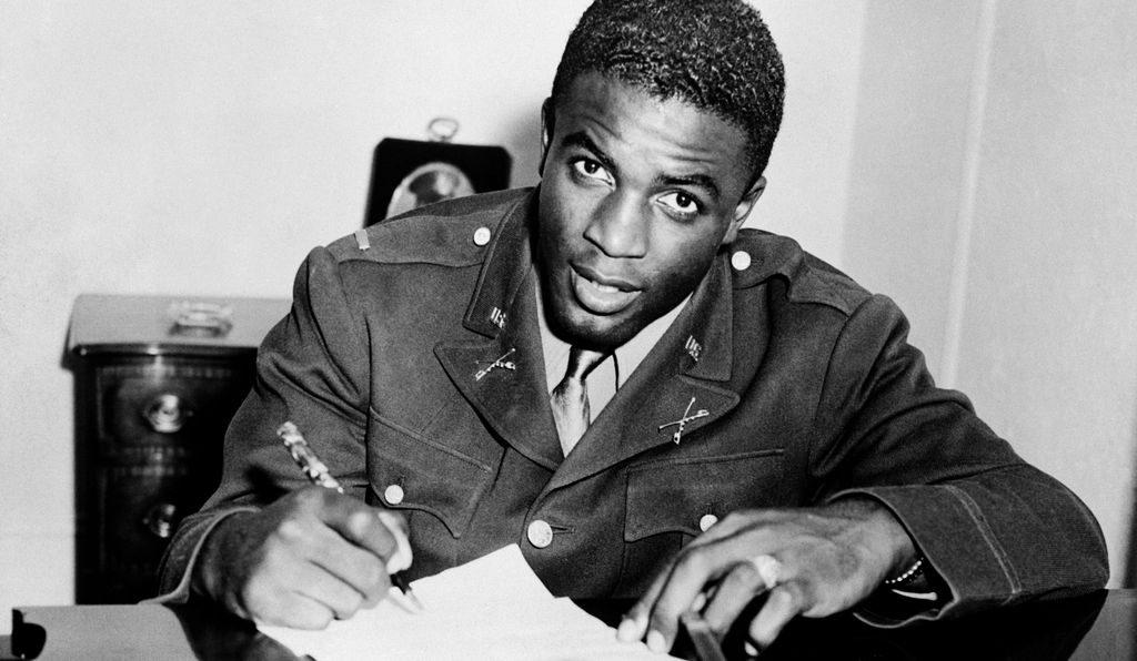 Jackie Robinson Made History