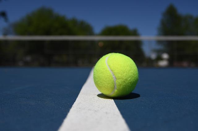 Tennis at New Smyrna Beach