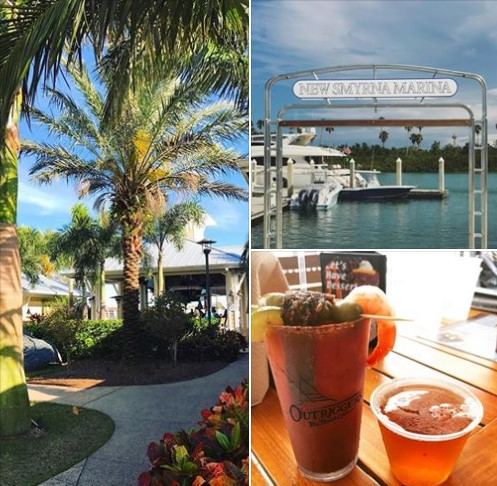 waterfront dining in new smyrna beach