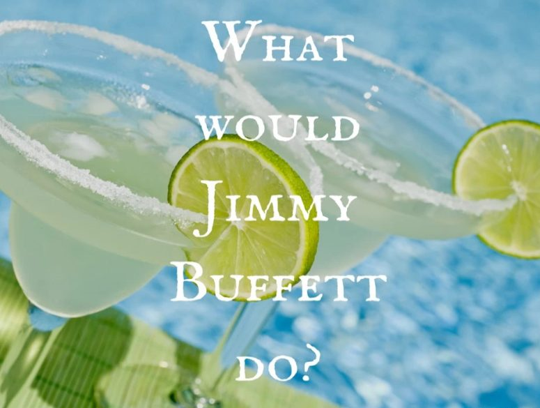 wash your cares away like Jimmy Buffet in New Smyrna Beach